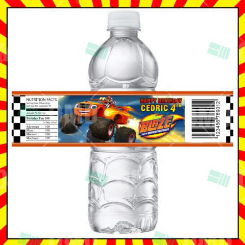 label machine for bottles