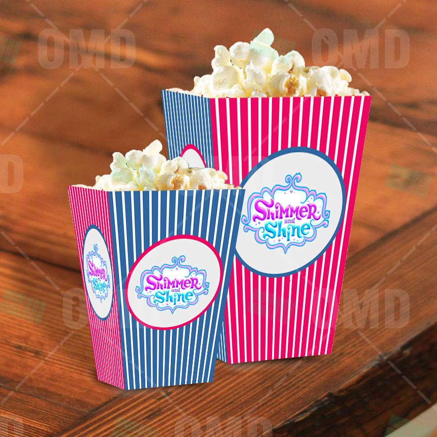 shimmer and shine popcorn box product 1