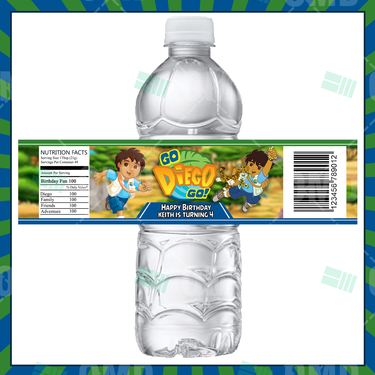 go diego go cartoon party bottle labels  u2013 cartoon invites